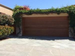 Custom Wood Garage Door Repair La Mesa