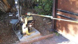 Electric Gate Opener Repair