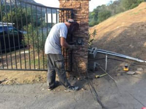 Gate Opener Installation and Repair