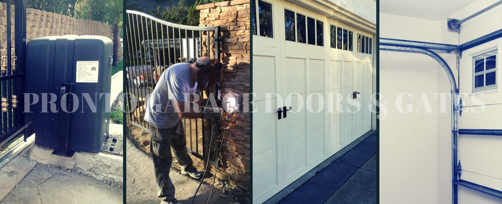 Pronto Garage Doors & Gates